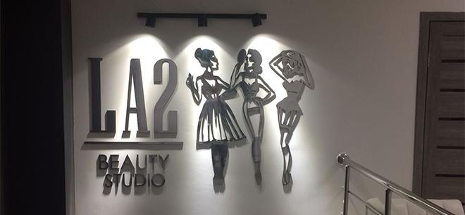 LA2 beauty studio, 2