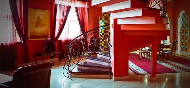 Astana Park Hotel, 4
