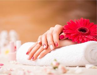 Маникюр и педикюр для мужчин и женщинсо скидкой до 73% от салона красоты SULU!