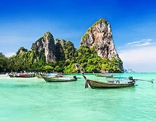 Устройте себе жаркую осень! Отдых в Таиланде с проживанием в лучших отелях от бюро путешествий Вокруг Света! Скидка до 48%