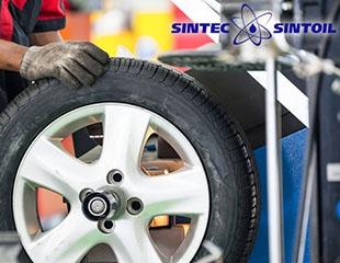 Обуваемся на зиму! Шиномонтаж + балансировка колес в автосервисе Страхремонт со скидкой до 58%!