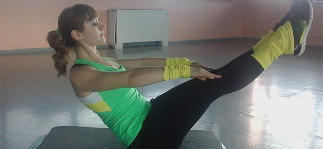 Фитнес-студия Step Up, 1