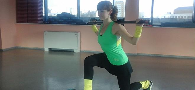 Фитнес-студия Step Up, 5