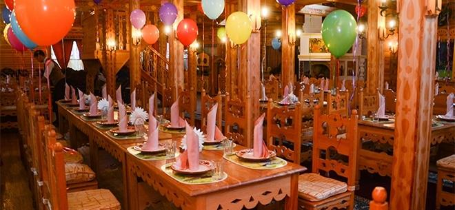 Детский ресторан Казбек, 1