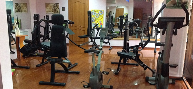Arena fitness and SPA, 7