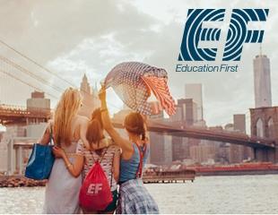 Бесплатный 4-х недельный онлайн-курс английского языка + обучение за рубежом от компании EF Education First!