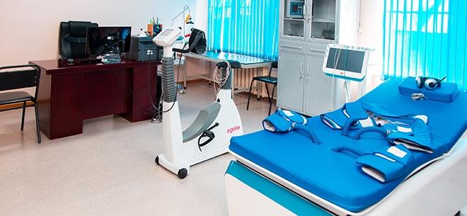 Медицинский центр Сау Урпак, 2