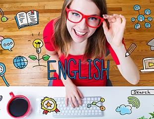 Разговаривайте по-английски свободно с языковыми курсами от центра SM Language School! Скидка до 68% на занятия английским языком для школьников и взрослых!