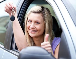 За руль! Теоретические и практические курсы вождения на права категории «B» в автошколеMegaDriveсо скидкой 55%!