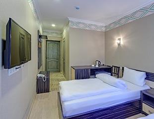 Проживание в комфортабельных номерах гостиницыResidenthotel&SPAсо скидкой до 60%!