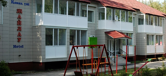 Гостиница Жайлау, 9