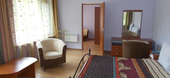 Гостиница Жайлау, 1