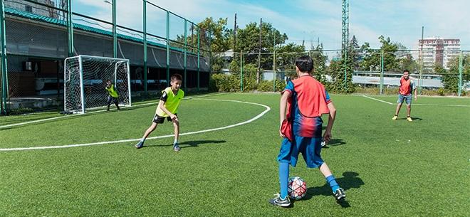 Спортивный клуб им. Т. Сегизбаева, 6