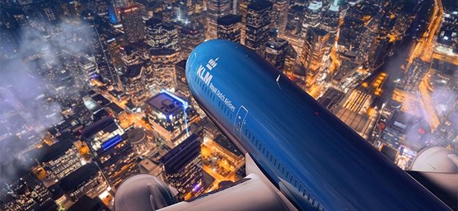 KLM, 1
