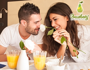 Романтические выходные в отелеHospitality Boutique Grushevy: проживание в номерах со скидкой до 53%!