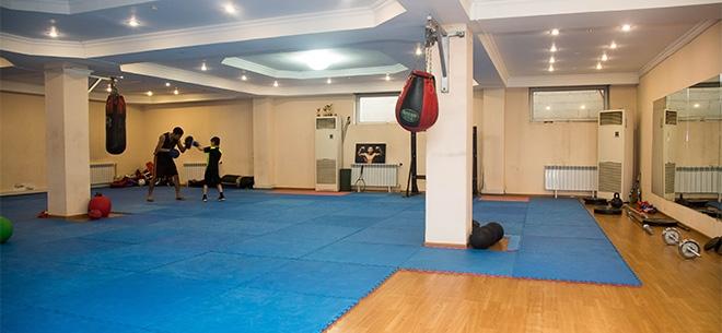 Зал боевых искусств Атлант, 6