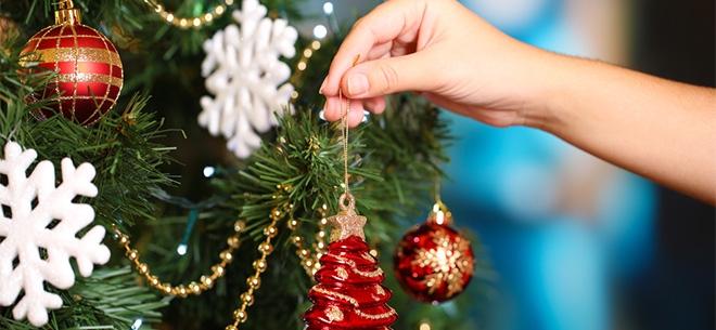 Новогодние елки, 4