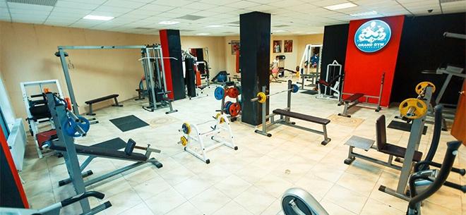 Grand Gym, 5