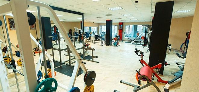 Grand Gym, 6