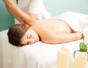 Насладитесь профессиональным массажем! Классический, медовый, баночный и другие виды массажа со скидкой до 80% в салоне Dagaz Style!