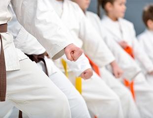 Дневные и вечерние занятия шинкиокушинкай каратэ от республиканского Центра Каратэ! Скидка до 71%