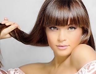 Ваш стиль безупречен! Укладки, окрашивание, стрижки и кератиновое лечение со скидкой до 69% в салоне красоты Bulgari!