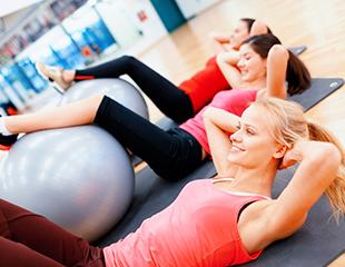 Шейпинг, калланетика, аэробика и фитнес, а также йога и танцы - все в одном комплексе Ш.К.А.Ф.! Скидка до 59% на занятия в фитнес-клубе Sport Line Z!