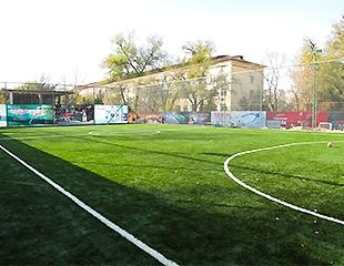 До 3-х часов аренды футбольного поля в Dostar Football Club со скидкой до 70%!