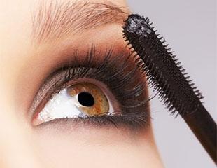 Классическое, 2D, 3D наращивание ресниц а также коррекция и покраска бровей в салоне красоты Индали со скидкой до 65%!