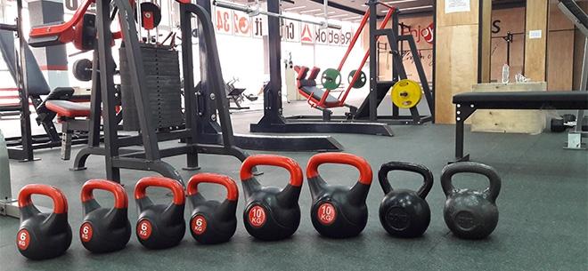 Enjoy Fitness Magnum, 1