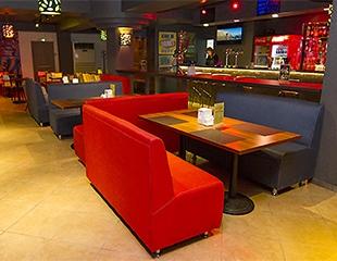 Скидка до 50% на проведение банкетов в банкетном зале Pizza Grill!