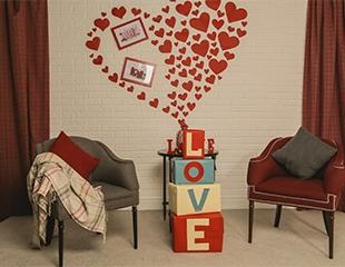 Романтические фотосессии для двоих, а также семейные и индивидуальные съемки от компании Aray Media Group! Скидка до 84%