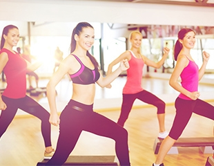 Пора готовиться к лету! Занятия по степ-аэробике и диетологии со скидкой до 66% от студии танцев Forsazh!