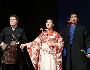 Спектакли в период с 13 по 26 марта в Казахском государственном академическом театре драмы имени Ауэзова со скидкой 40%!