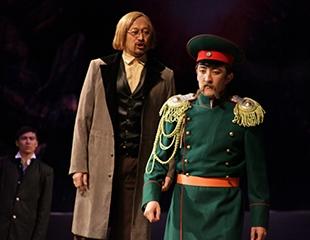 Спектакли в период с 28 по 31 марта в Казахском государственном академическом театре драмы имени Ауэзова со скидкой 40 %.