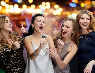 Отдохните с друзьями! Безлимитное посещение караоке со скидкой до 90% в Hali Gali Grill & Party bar!