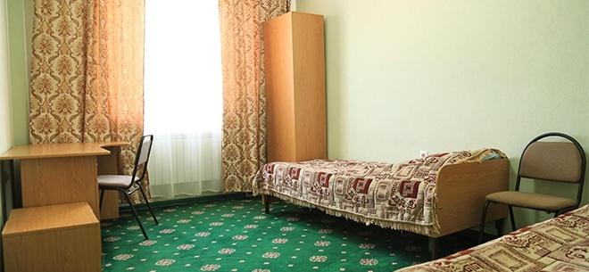 Санаторий Ак Бастау, 1