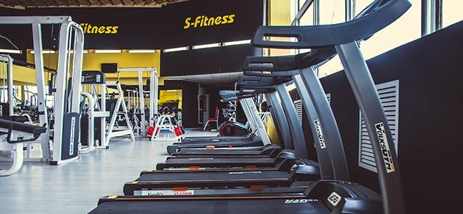 Фитнес-клуб S-Fitness, 1