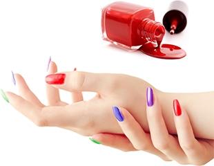 Добавьте красоты! Наращивание и профессиональный дизайн ногтей от мастера Анастасии в салоне Peterburg D! Скидка до 53%