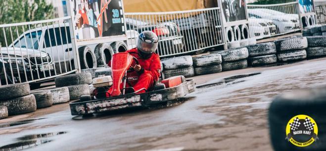 Racer Kart, 1