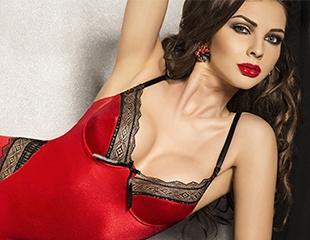 Коллекция европейского белья со скидкой до 50% в магазине Flirtshop.kz!