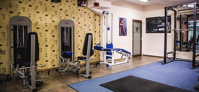 Сеть фитнес-залов Fitness Gym, 5
