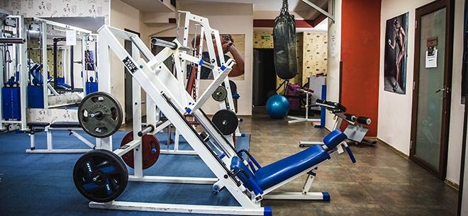 Сеть фитнес-залов Fitness Gym, 6