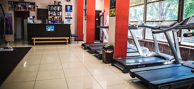 Fitness Gym, 9