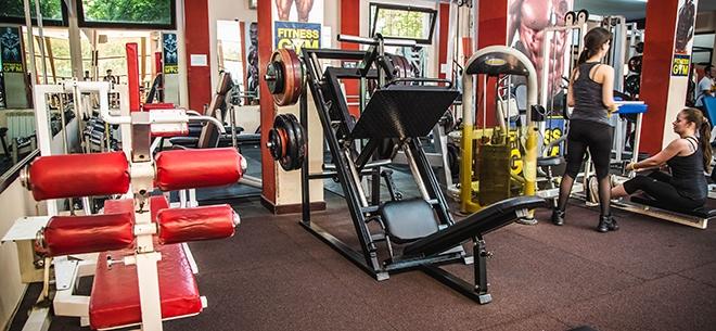 Fitness Gym, 8