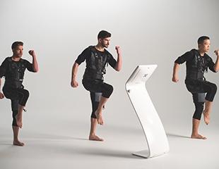 Космический фитнес! EMS-тренировки со скидкой до 50% от студии FitLife!