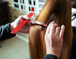 Стрижки, укладки, различные виды окрашивания и другие процедуры по уходу за волосами от мастера Музафара в салоне Z-VIVA со скидкой до 76%!