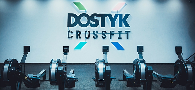 Dostyk Crossfit, 3