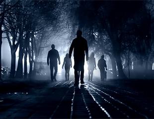 500 квадратных метров страха! Квест «Искатели могил» от компании Questoroom со скидкой до 56%!
