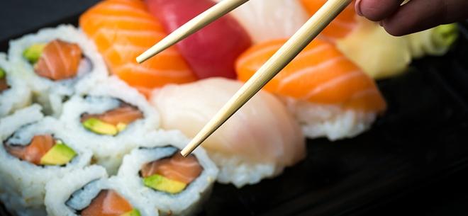 Mega sushi, 6